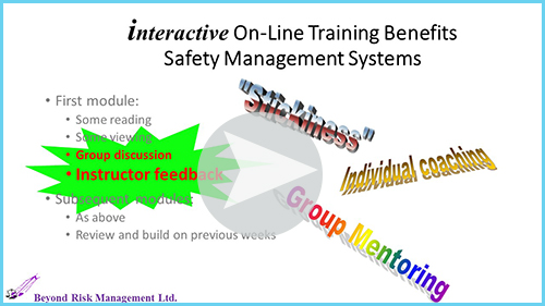 Online Benefits: Instructor feedback, Group mentoring, Individual coaching